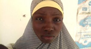 released-chibok-girl