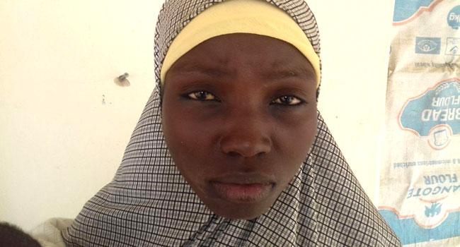 BBOG Identifies Latest Rescued Chibok Girl As School Prefect