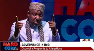 Interview: Okorocha Defends Position On APC Issues, Owerri Demolition, Others
