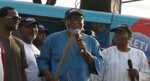 Ondo elections, Akeredolu Warns Supporters Against External Influence