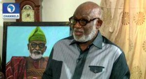 We Will Miss Isiaka Adeleke's Political Expertise - Oluwarotimi Akeredolu