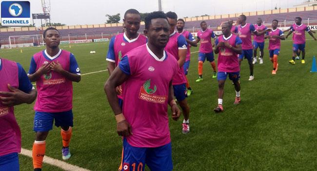 Sunshine Stars Begin Training Ahead Of League Season