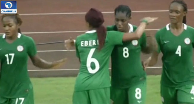 Falcons Ready For Cameroon As Fans Drum Support