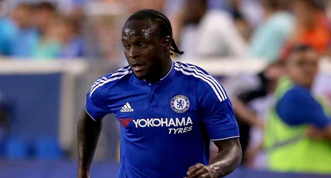 Chelsea To Hold Contract Talks With Victor Moses