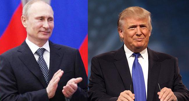 Russia Hails 'Partner' Trump Ahead Of Summit