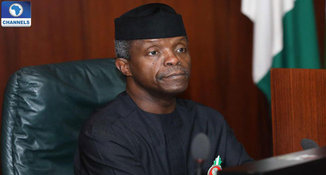 Osinbajo Meets With Heads Of Prosecuting Agencies