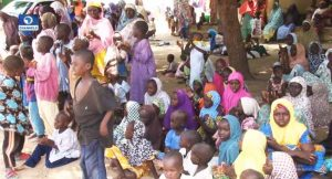Returning Yobe IDPs Get Safety And Awareness Training