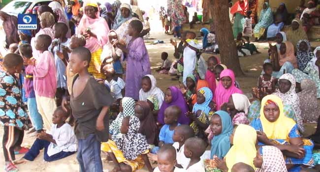 NCFRMI Flags Off Humanitarian Support Programme For IDP's