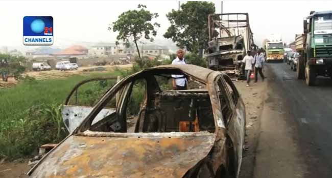 One Dead, Several Injured In Owerri Auto Crash