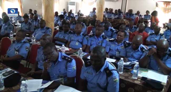 Police Give Tips On Security At Yuletide
