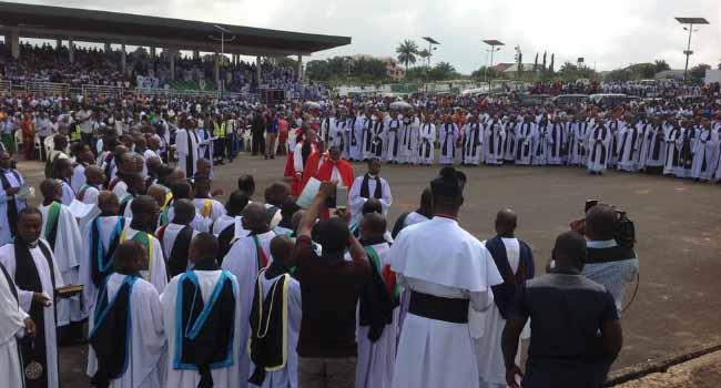 Anglican Faithfuls Pray For Nigeria's Economic Healing