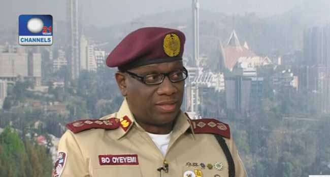 FRSC Confirms Four Dead,Analyses Lagos-Ibadan Expressway Situation