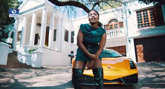 Gracee Drops 'Body On Me' Music Video