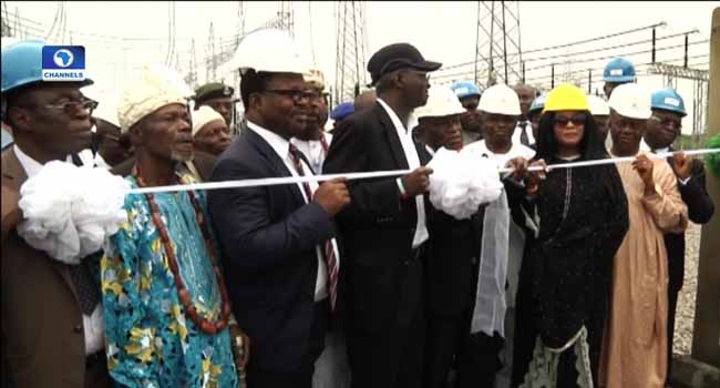 Minister Of Power Inaugurates Power Plant In Akwa Ibom