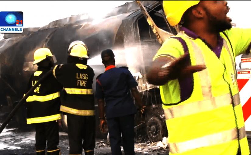 Three Confirmed Dead In Diesel Tanker Accident