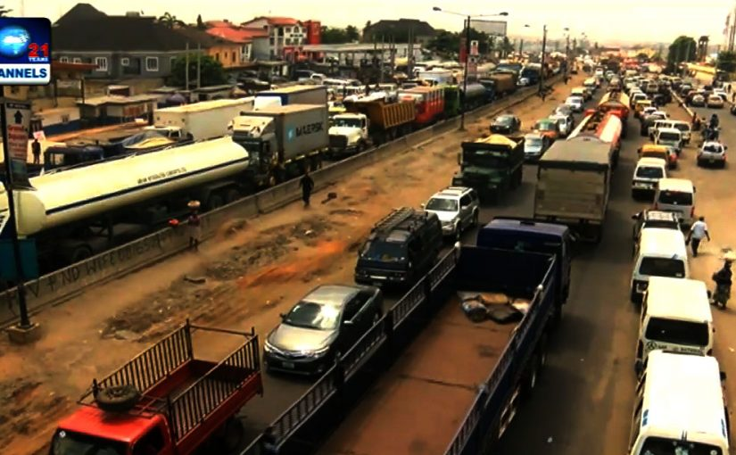 Lagos-Ibadan Expressway In Second Day Of Gridlock