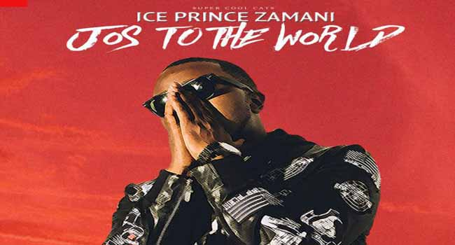 Ice-Prince Releases 'Jos To The World' Album