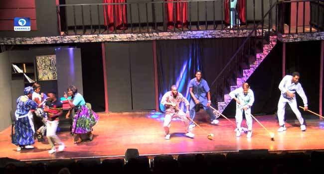 Joke Silva Unveils Debut Stage Musical 'Heartbeat'