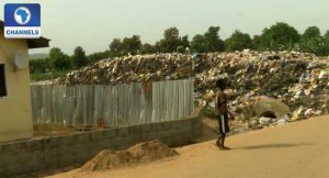 Kubwa Residents Cry Out Over Refuse Dump