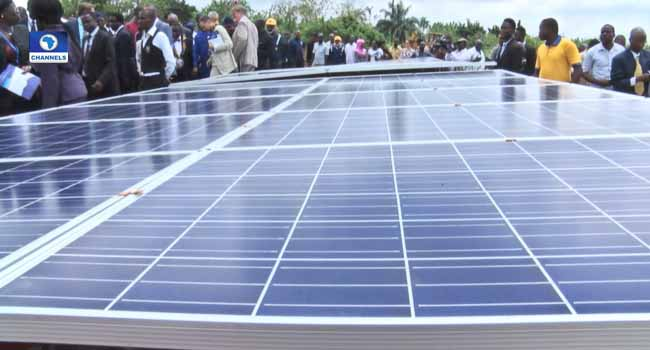 Oyo Government Partners China On Solar Project