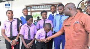 Ikpeazu, Model Schools, Abia