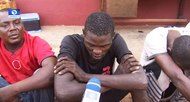NDLEA Arrests Nine Suspected Drug Traffickers In Kaduna