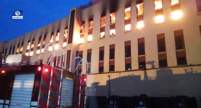 Yaba College Of Technology Female Hostel Gutted By Fire