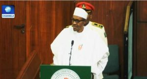 2017 Budget: Buhari Advises Implementation Be Based On Economic Recovery