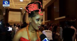 Guests Turn Out In Cultural Attires For Premiere Of 'Ayama'
