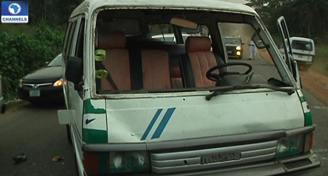 No Deaths Recorded As Three Vehicles Collide In Osun