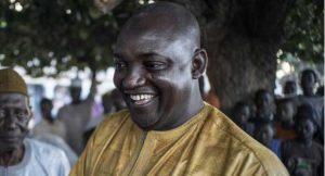Gambia's Adama Barrow Says Win Heralds 'New Hope'