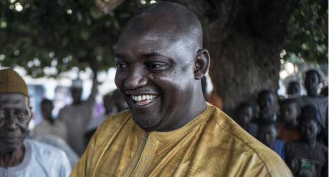 Dog Kills Adama Barrow's Son In Gambia