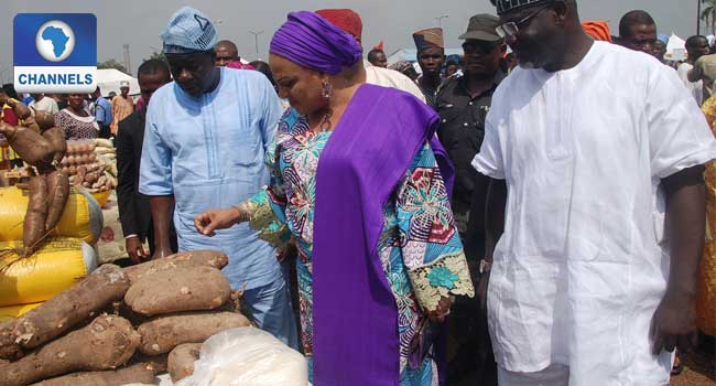 Oyo Govt. Hosts Amala Fiesta, Wows Participants