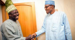 Amosun Congratulates Buhari at 74
