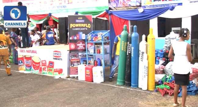 Hundreds Of Businesses Storm Anambra International Trade Fair
