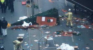 Berlin Market Attack: German Police begin Probe