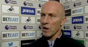Swansea City, Bob Bradley, West Ham