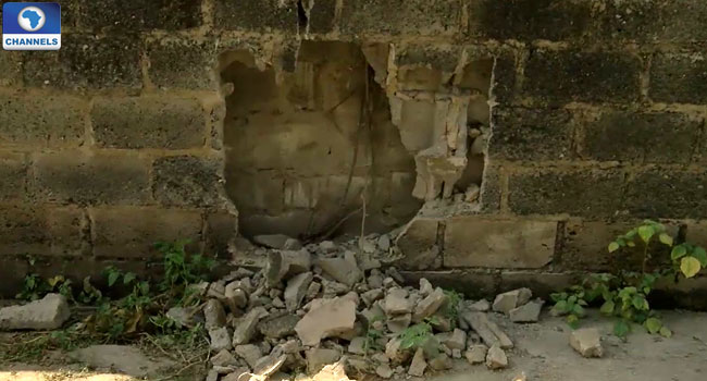 Story Of 'Boy Sealed In Wall' In Ondo As Told By Neighbours