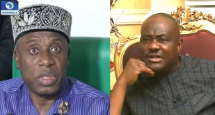 PDP crisis: 'Being under Sheriff, against my belief and tradition' says Wike