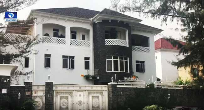 EFCC Storms Justice Ofili-Ajumogobia's Home