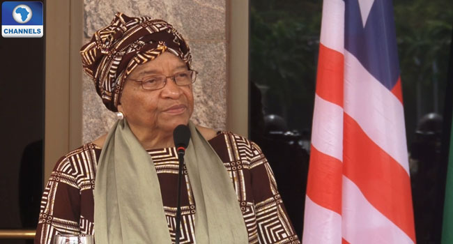 Sirleaf Wins Prestigious African Leadership Prize