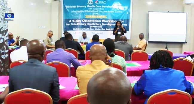 Imo Government Advocates Improves Rural Health Care