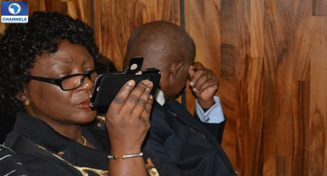 Justice Ademola And Wife Get 100m Naira Bail
