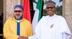 President Buhari Speaks With Moroccan King