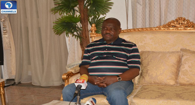 Rivers Re-run: Wike Claims Security Agents Hijacked Electoral Materials