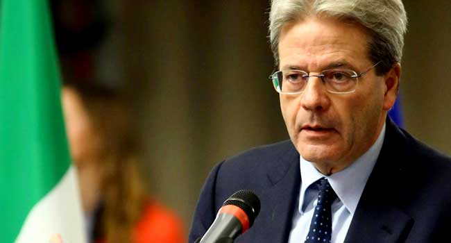 Paolo Gentiloni Assumes Office As Italy's PM