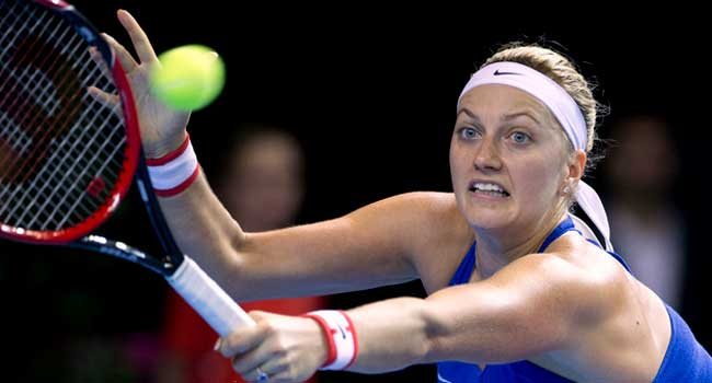 Kvitova Survives Knife Attack