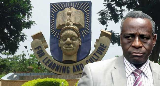Lecturers Protest Arraignment Of Former OAU VC