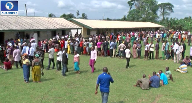 Electorates Vote In Rivers Re-run Legislative Election