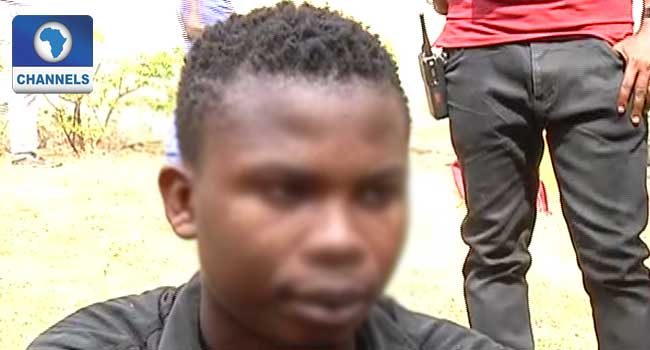 Meet Man Who Kidnapped Himself And Asked For Ransom